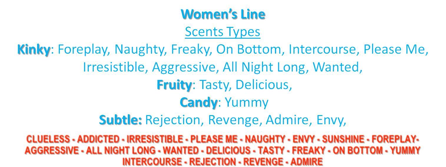 womens line